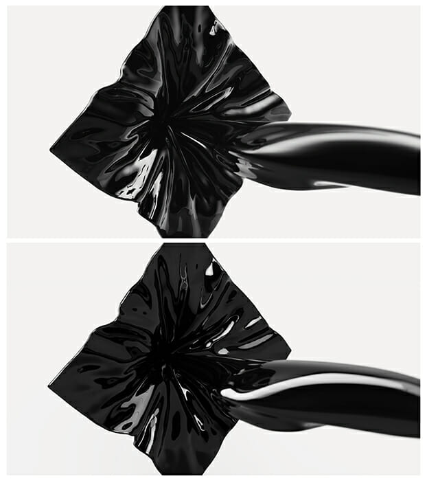 between #4 Black Aura
