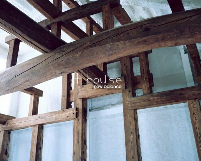 ニューバランスのコンセプトストア「T-HOUSE New Balance」が7月オープン。内装設計は長坂常