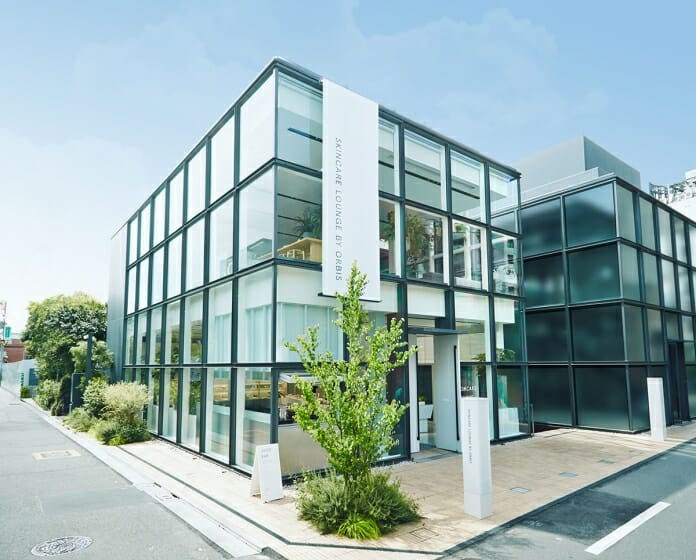 Takram緒方壽人がディレクション、体験特化型施設「SKINCARE LOUNGE BY ORBIS」がオープン