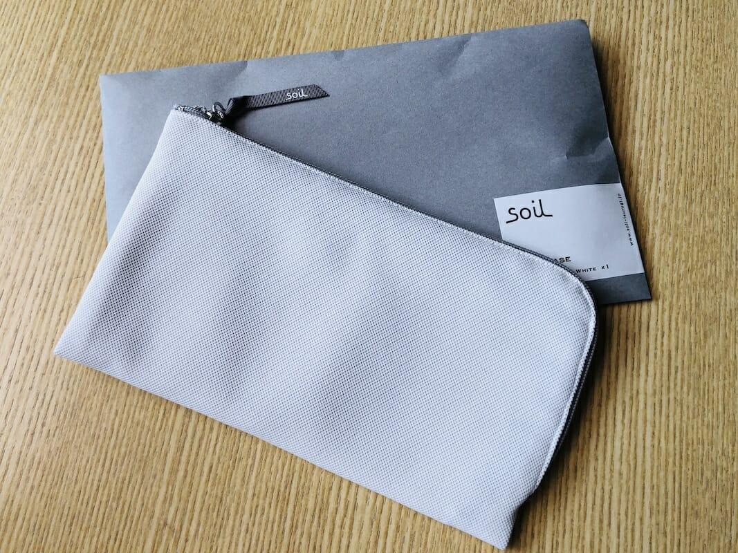 soil マスクケース