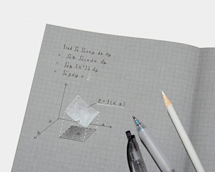 「コクヨデザインアワード2018」受賞作の「白と黒で書くノート」が商品化