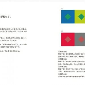 要点で学ぶ、色と形の法則150 (1)