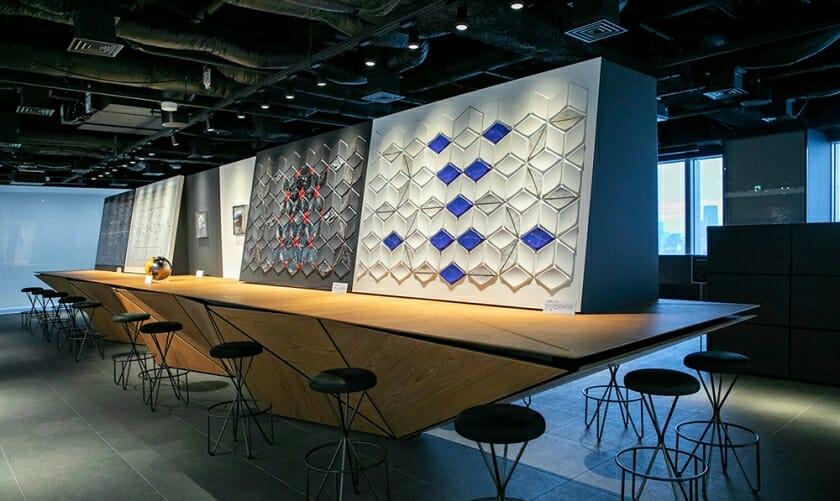 丹青社が「アートとしての工芸×空間デザイン」をテーマにした展示をオンライン配信
