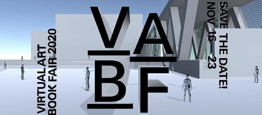 バーチャル空間でのアートブックフェア「VIRTUAL ART BOOK FAIR」が11月に開催
