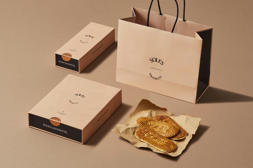 BAKEの新ブランド・バターゴーフレット専門店「SOLES GAUFRETTE」が8月オープン
