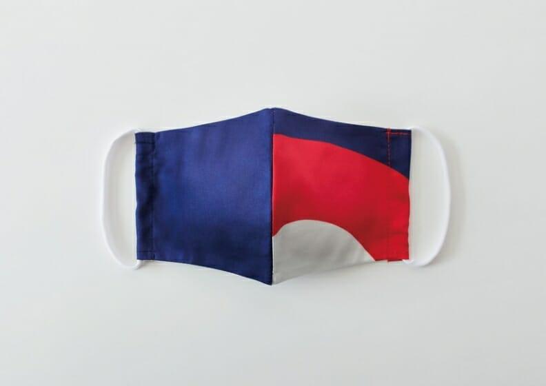 印染布マスク (2)