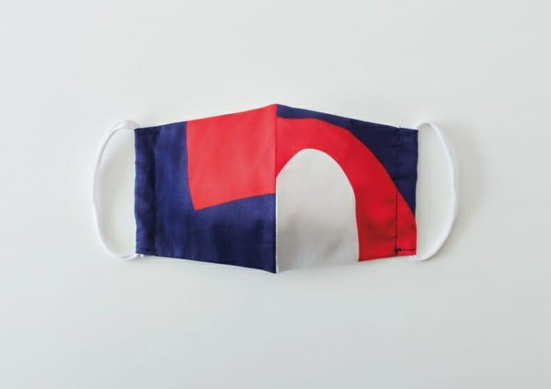 印染布マスク (3)