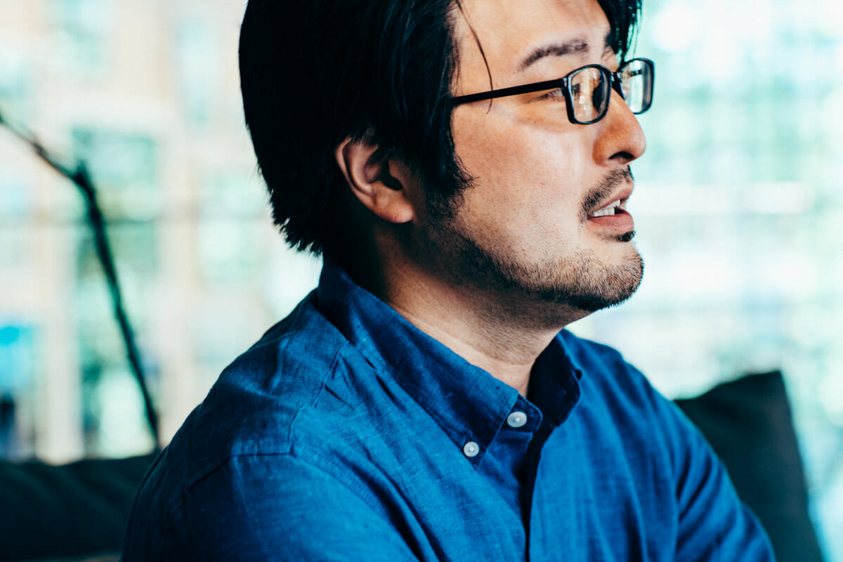 <strong>竹鼻良文</strong> クレイジータンク代表 建築家・デザイナー LEXUS DESIGN AWARDなど受賞歴・展覧会審査員多数。TAKEHANAKEブランドオーナー。