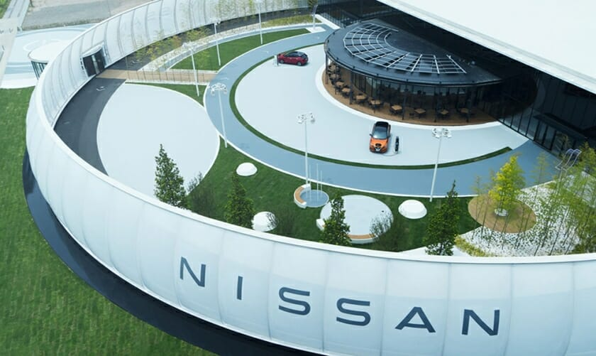 WOWが演出を担当、「NISSAN PAVILION Yokohama」が期間限定でオープン