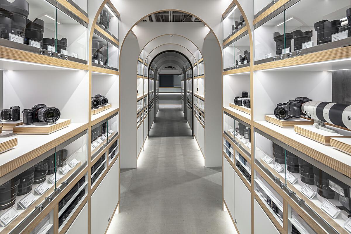 北村写真機店 2F