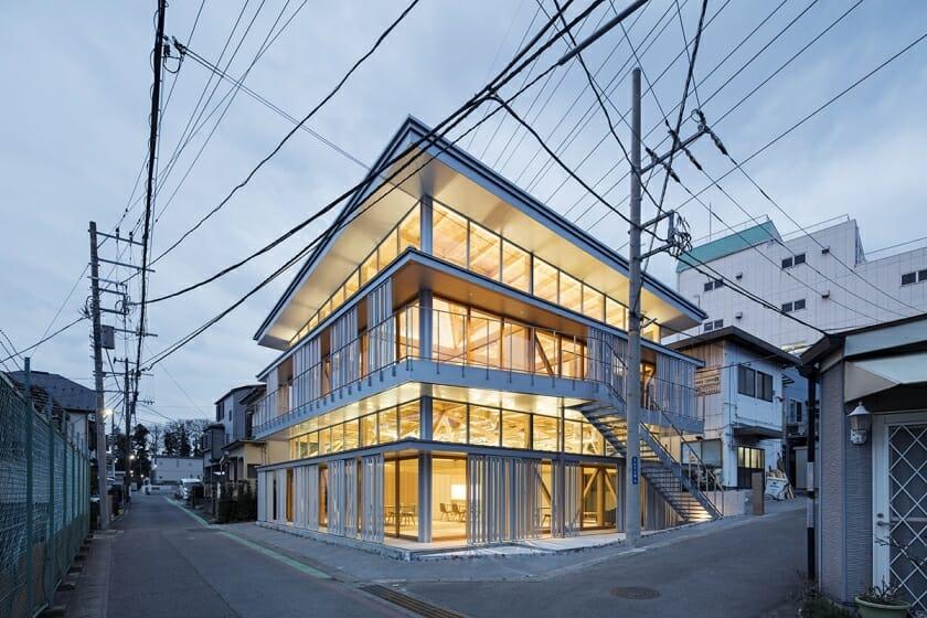 AHA 浜田晶則建築設計事務所