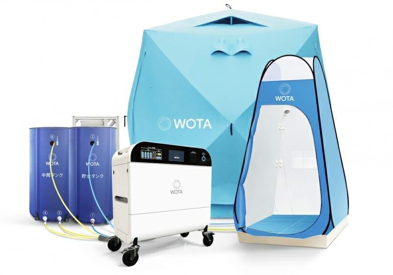 2020年度グッドデザイン大賞が自律分散型水循環システム「WOTA BOX」に決定