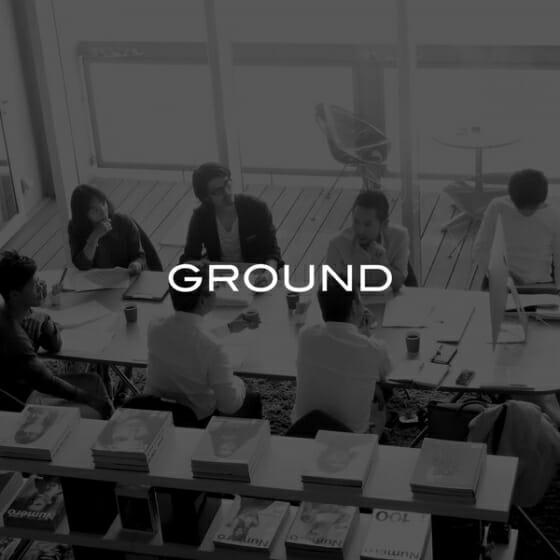 【求人情報】クリエイティブエージェンシー・GROUND株式会社が、Webデザイナーとグラフィックデザイナーを募集