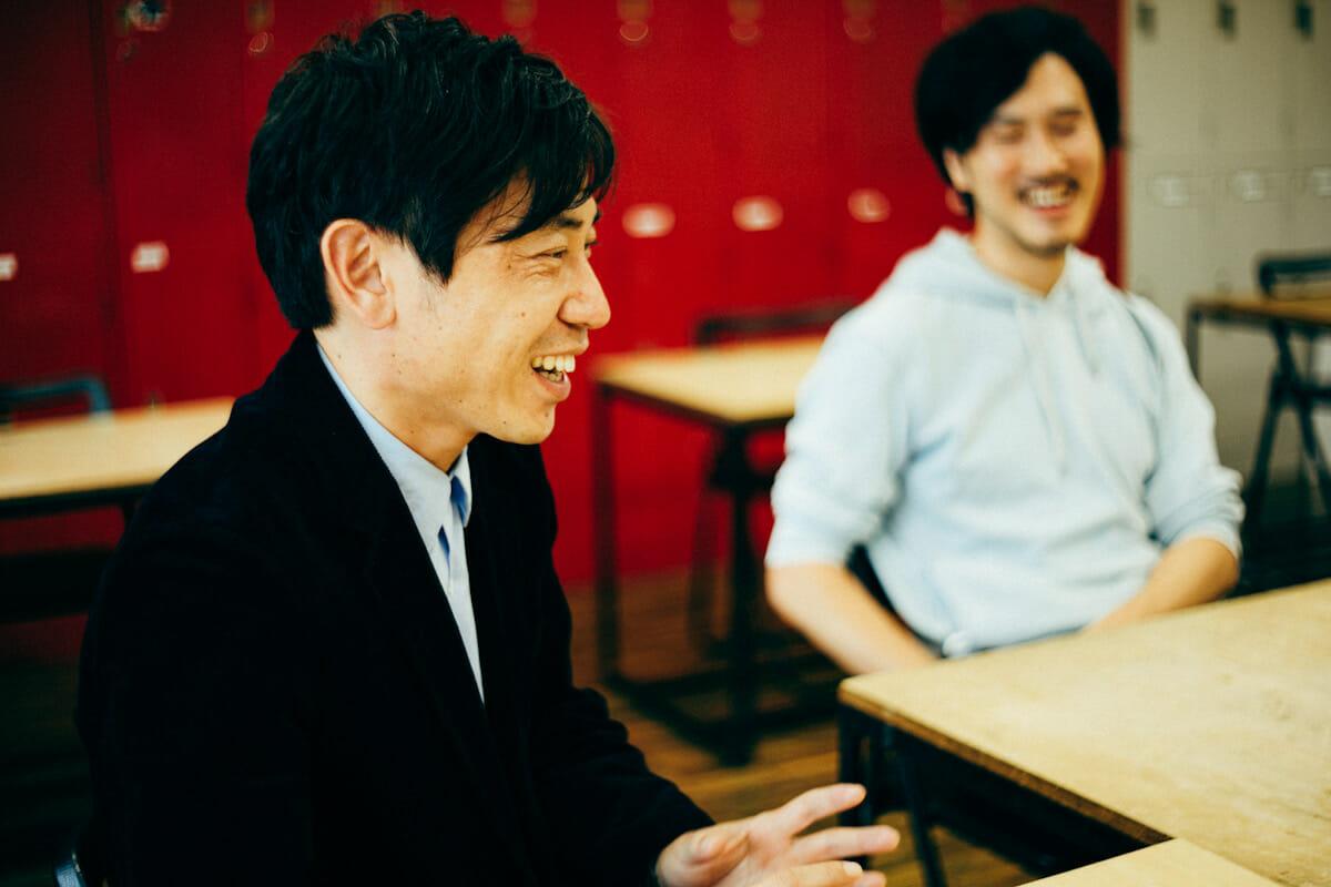 上川さん、大川原さん