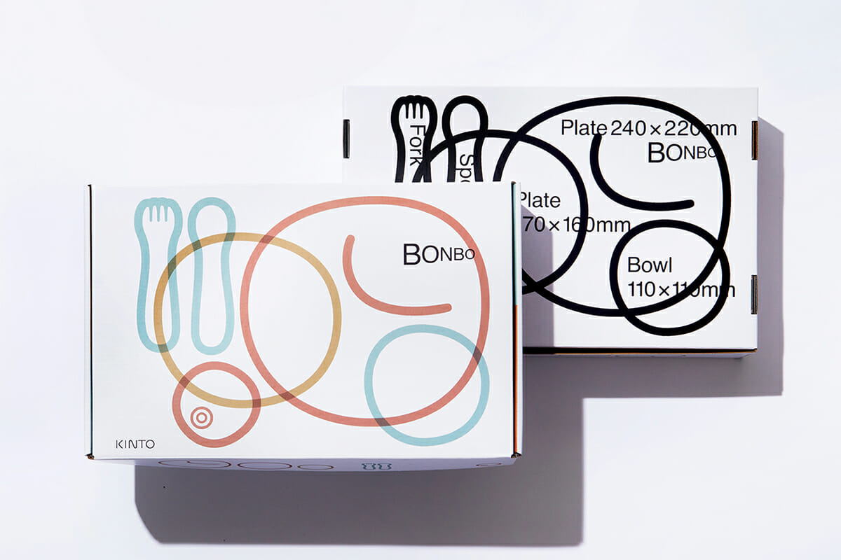 KINTO BONBO 外箱の画像