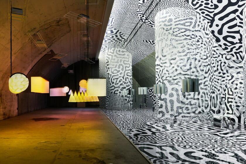 """DNP Milan Design Week """"PATTERNS AS TIME"""""""