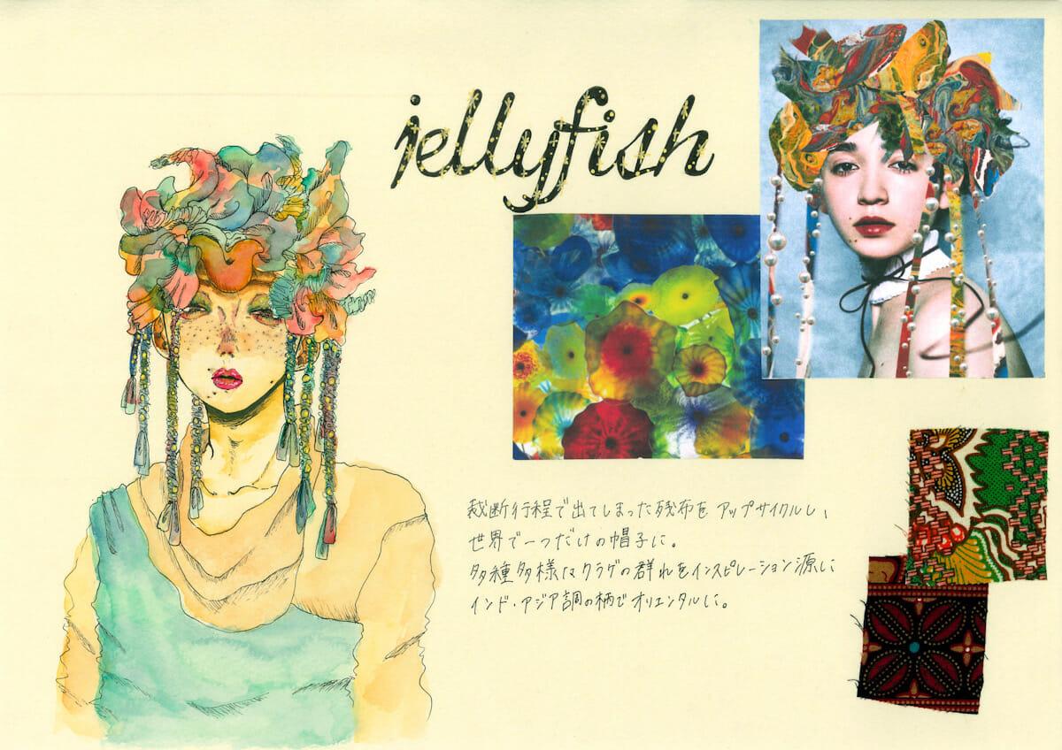 『jelly fish』