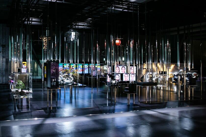 日本科学未来館の新しい常設展示 「計算機と自然、計算機の自然」