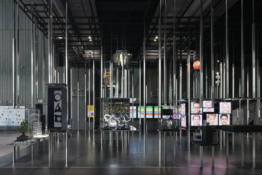日本科学未来館の新しい常設展示 「計算機と自然、計算機の自然」 (4)