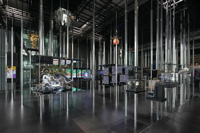 日本科学未来館の新しい常設展示 「計算機と自然、計算機の自然」 (5)