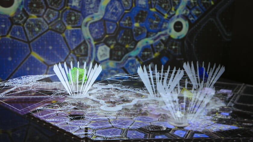 2025年 大阪・関西万博誘致活動のための会場計画案 (8)