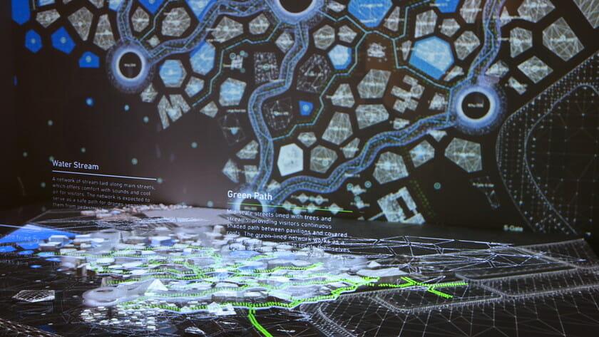 2025年 大阪・関西万博誘致活動のための会場計画案 (9)