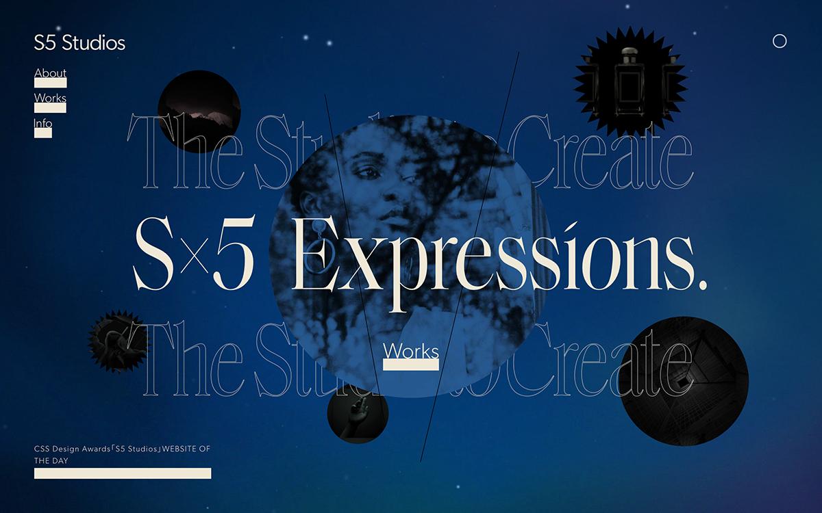 S5 Studios(田渕将吾 セルフプロモーションサイト)