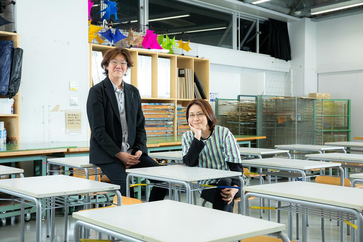 世代を超えてつながり合う、桑沢デザイン研究所「同窓会」の絆