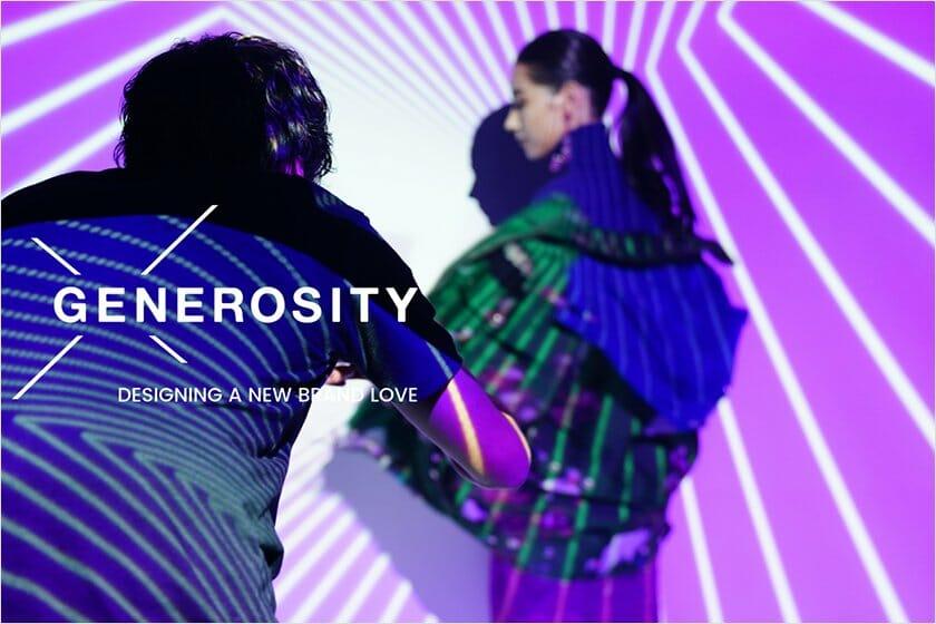 【求人情報】デジタル×リアルで新たな体験を創造する、GENEROSITYがクリエイティブディレクター兼デザイナーを募集