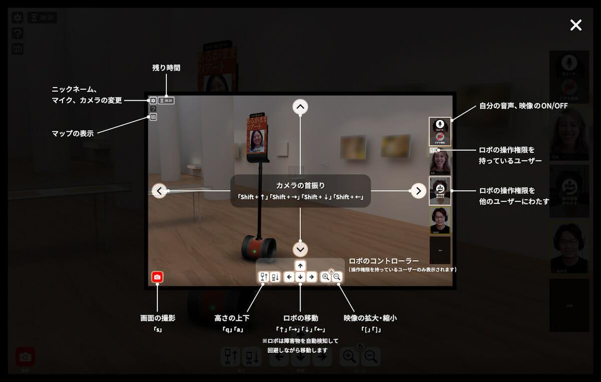 「ROBOT VIEWING」