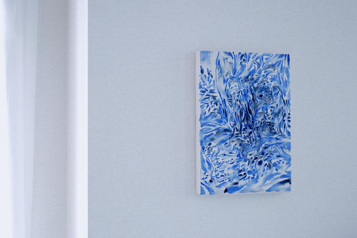 井澤由花子さんの作品「DEEP FOREST」