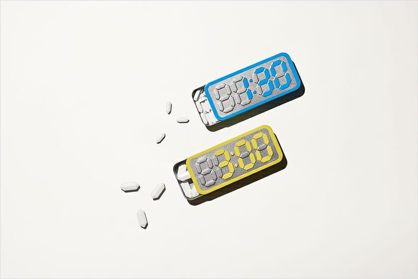 Whatever×UHA味覚糖×コクヨ、1分半・ 3分で溶けるミントタブレットを共同開発