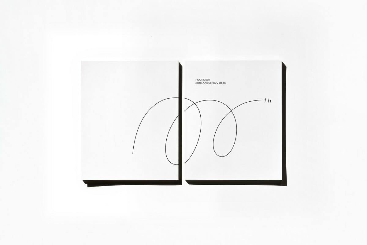 FOURIDIGIT「20th Anniversary Book」