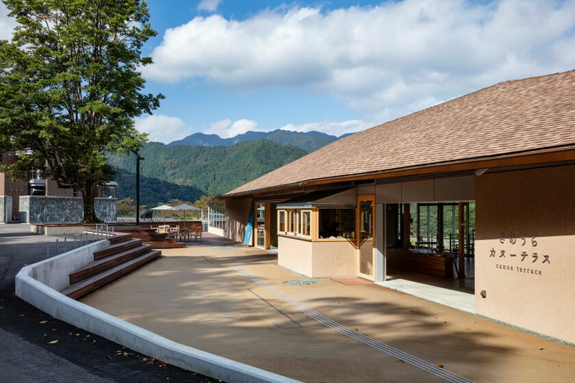湖の駅さめうらカヌーテラス (3)