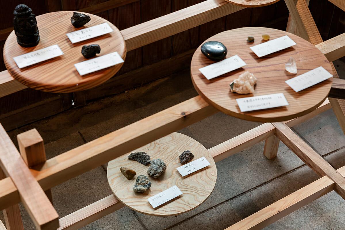 古都祝奈良2020-2021 クリエイションプログラム「動く石」