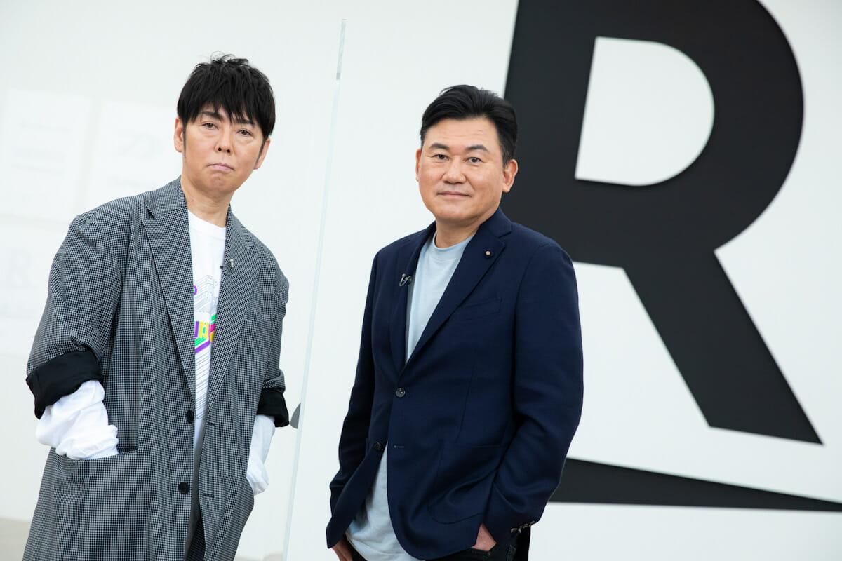 三木谷浩史×佐藤可士和の二人三脚は18年目へ。世界で勝負する楽天が思い描く、テクノロジー×デザインの未来
