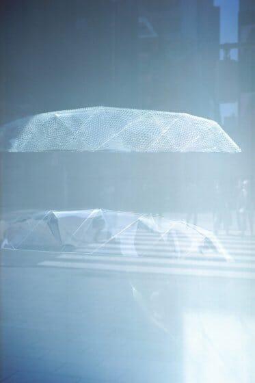 Photo:Takashi HonmaRoof Study Model, Scale 1:100 Puyuan Design and Event Center Puyuan. China Kazuyo Sejima & Associates