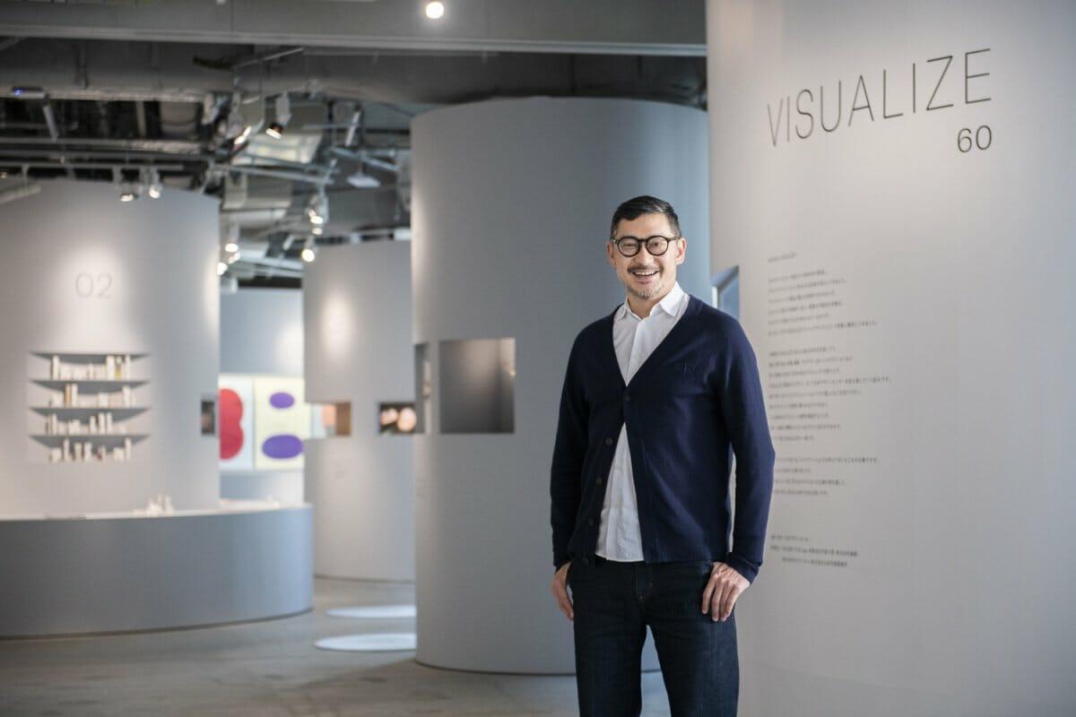 色部義昭が語る、日本デザインセンターの未来を構想する「VISUALIZE 60」ができるまで