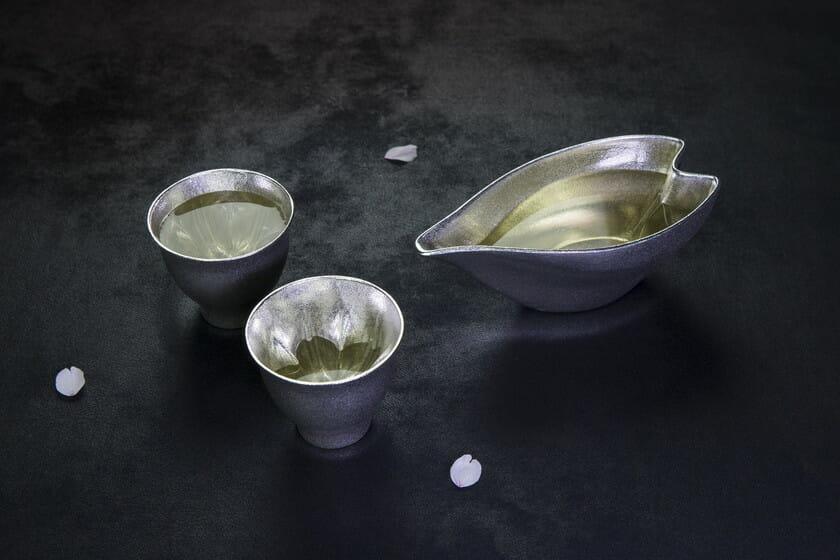 hiracle® さくら錫酒器 (2)