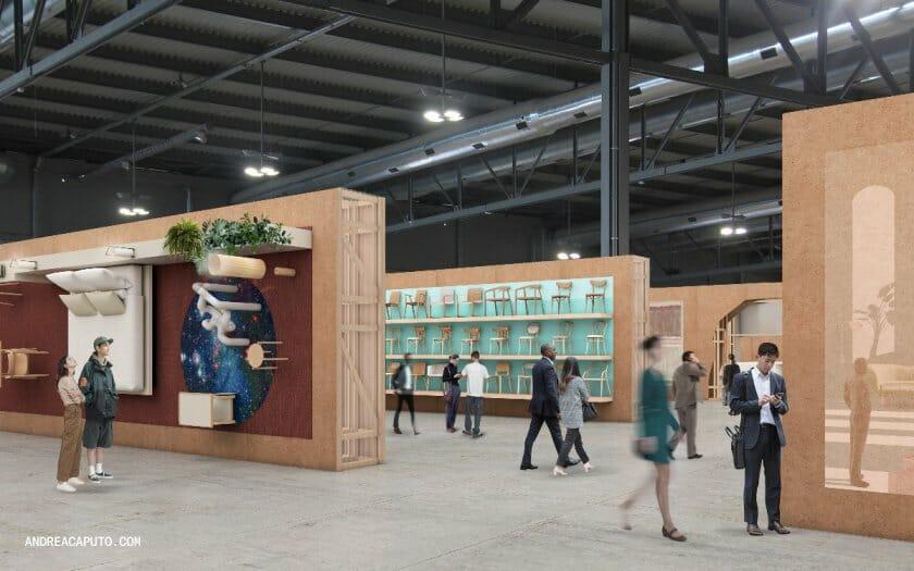 ミラノサローネ国際家具見本市の特別展「supersalone」が、9月5日からロー・フィエラミラノで開催