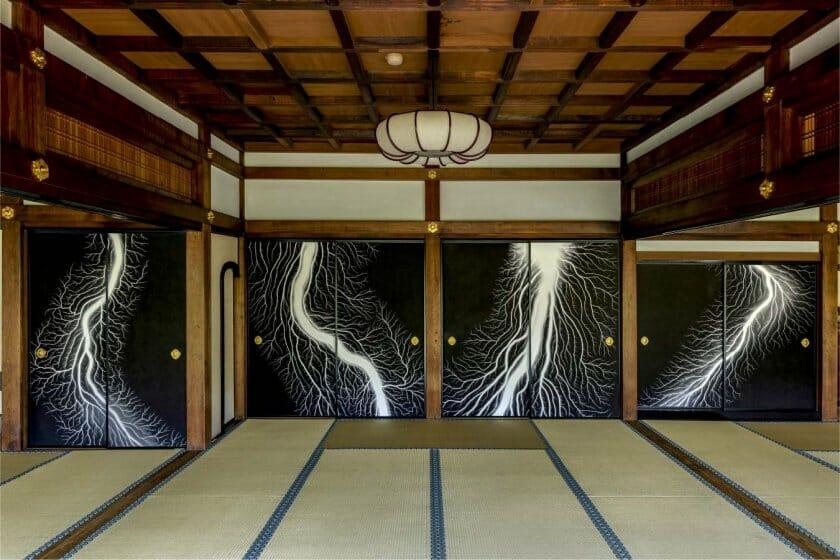 両足院大書院特別展「杉本博司:日々是荒日」