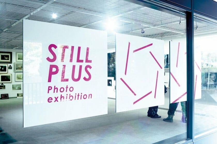 写真展「STILL PLUS」