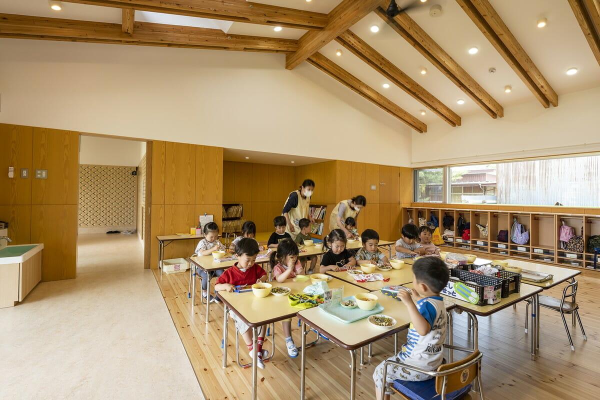 双葉保育園 保育室