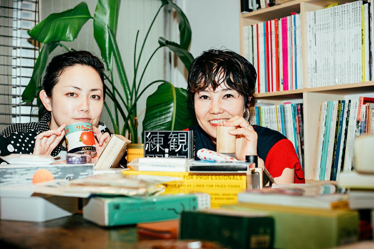 小玉文×佐藤亜沙美が語る、パッケージと本のデザインにおけるこだわり(前編)