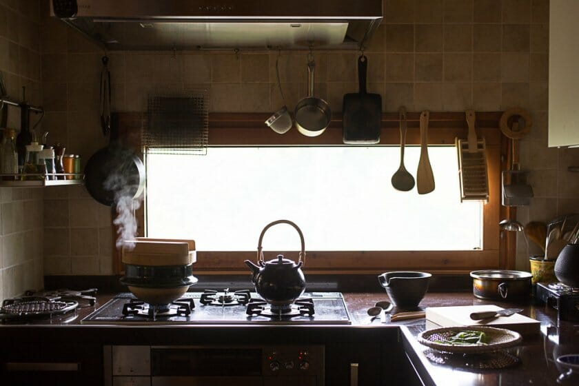 「台所にこの道具 ―宮本しばにの素描料理―」展