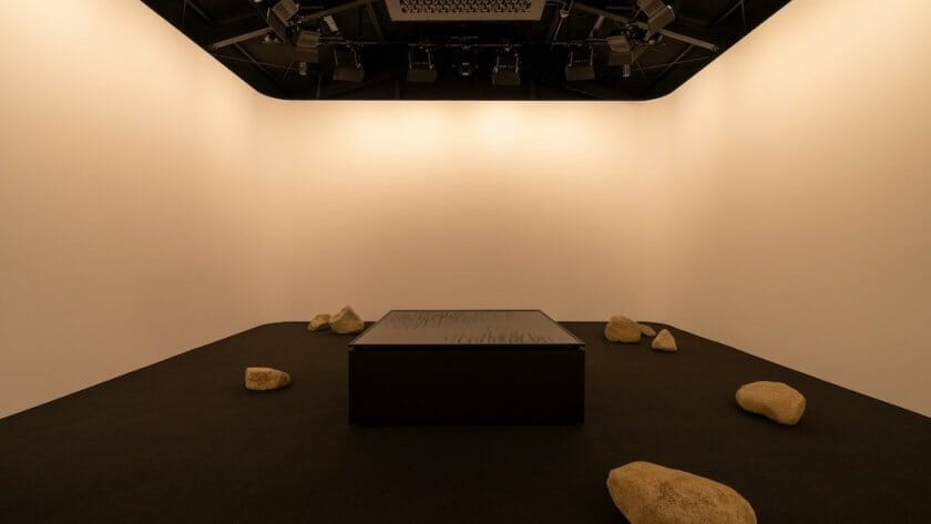 坂本龍一+高谷史郎+YCAM「ART –ENVIRONMENT–LIFE 2021」