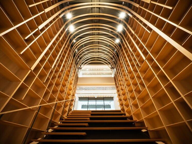 建築のなかの文学、文学のなかの建築