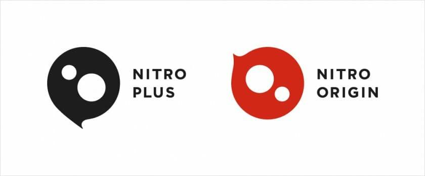 原研哉がゲームメーカー「ニトロプラス」のロゴをリニューアル