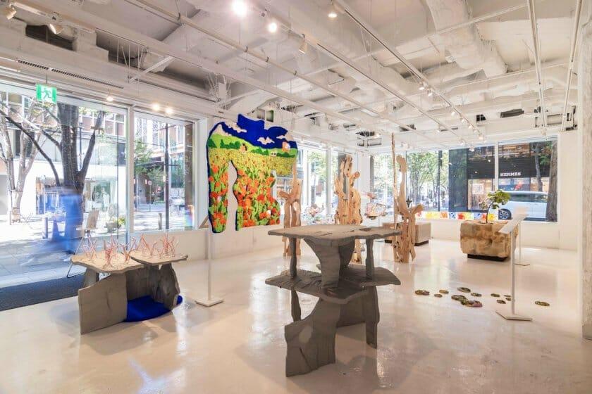 台湾デザインの「いま」と伝統技術に触れる、「未来の花見:台湾ハウス」展示レポート